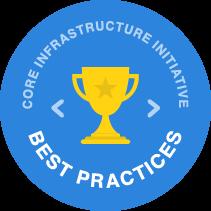 CII Best Practices Badge